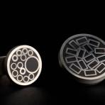 Circle & Rectangles Ring