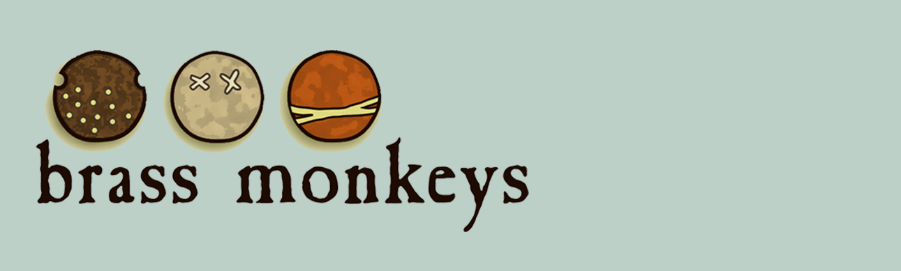brass monkeys logo